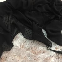 خريد شال حریر شکوفه زنانه در فروشگاه اينترنتي پوشاکچي - مشاهده قيمت و مشخصات