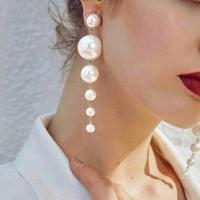 خريد گوشواره زنانه مدل مروارید در فروشگاه اينترنتي پوشاکچي - مشاهده قيمت و مشخصات
