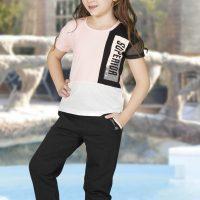 خريد تیشرت شلوار دخترانه برند اوزکان کد 13321 در فروشگاه اينترنتي پوشاکچي - مشاهده قيمت و مشخصات
