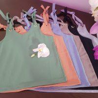 خرید تاپ مدل پرچی زنانه ابروبادی کد 17918 در فروشگاه اینترنتی پوشاکچی-مشاهده قیمت و مشخصات