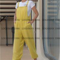 خرید شلوار پیشبندی زنانه کد 17909 در فروشگاه اینترنتی پوشاکچی-مشاهده قیمت و مشخصات