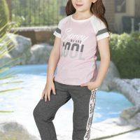 خريد تیشرت شلوار دخترانه برند اوزکان کد 13330 در فروشگاه اينترنتي پوشاکچي - مشاهده قيمت و مشخصات