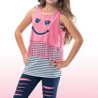 خريد تاپ شلوارک دخترانه برند اوزکان کد 13337 در فروشگاه اينترنتي پوشاکچي - مشاهده قيمت و مشخصات