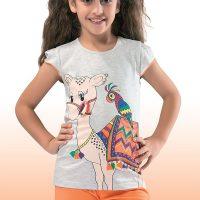خريد تیشرت شلوارک دخترانه برند اوزکان کد 13339 در فروشگاه اينترنتي پوشاکچي - مشاهده قيمت و مشخصات