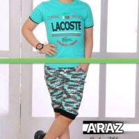 خريد تیشرت شلوارک پسرانه طرح Lacoste در فروشگاه اينترنتي پوشاکچي - مشاهده قيمت و مشخصات