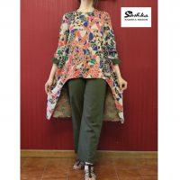 خرید مانتو شلوار زنانه کد 6002 در فروشگاه اینترنتی پوشاکچی-مشاهده قیمت و مشخصات
