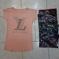 خرید تیشرت زنانه نگین دار کد18337 در فروشگاه اینترننی پوشاکچی-مشاهده قیمت و مشخصات