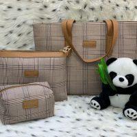 خرید کیف ۳ تیکه چرم پاییزان در فروشگاه اینترنتی پوشاکچی-مشاهده قیمت و مشخصات