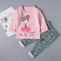 خرید ست راحتی دخترانه کد 17587 در فروشگاه اینترنتی پوشاکچی-مشاهده قیمت و مشخصات