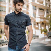 خرید پیراهن لی کاغذی مردانه کد 17705 در فروشگاه اینترنتی پوشاکچی-مشاهده قیمت و مشخصات