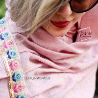 خرید شال مجلسی زنانه کد 15929 در فروشگاه اینترنتی پوشاکچی-مشاهده قیمت و مشخصات