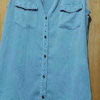 خرید تاپ جین زنانه کد 18085 در فروشگاه پوشاک پوشاکچی-مشاهده قیمت و مشخصات
