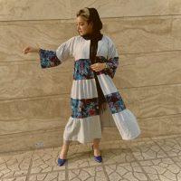 خرید مانتو زنانه مدل رامونا کد 18070 در فروشگاه اینترنتی پوشاکچی-مشاهده قیمت و مشخصات