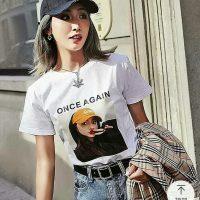 خرید تی شرت دخترانه کد 18087 در فروشگاه پوشاک پوشاکچی-مشاهده قیمت و مشخصات