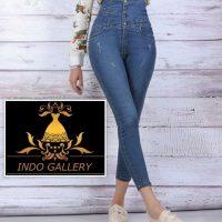خرید شلوار جین گندار زنانه کد 18007 در فروشگاه اینترنتی پوشاکچی-مشاهده قیمت و مشخصات