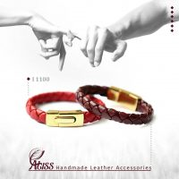 خريد دستبند چرم طبیعی مدل I1100 در فروشگاه اينترنتي پوشاکچي - مشاهده قيمت و مشخصات