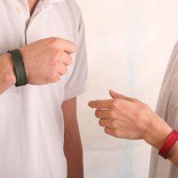 خريد دستبند چرم طبیعی اسپرت مدل C2300 در فروشگاه اينترنتي پوشاکچي - مشاهده قيمت و مشخصات