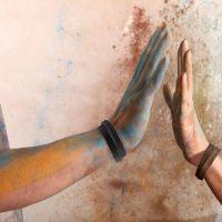 خريد دستبند چرم طبیعی اسپرت مدل C2500 در فروشگاه اينترنتي پوشاکچي - مشاهده قيمت و مشخصات