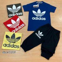 خريد تیشرت شلوارک پسرانه طرح Adidas کد 17109 در فروشگاه اينترنتي پوشاکچي - مشاهده قيمت و مشخصات