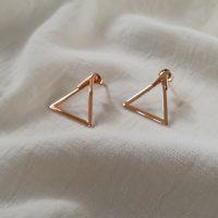 خرید گوشواره نقره آبکاری طلا کد e300 در فروشگاه اینترنتنی پوشاکچی-مشاهده قیمت و مشخصات