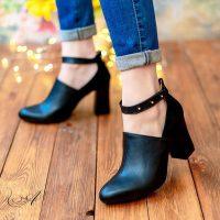 خريد کفش مجلسی پاشنه دار زنانه کد 16119 در فروشگاه اينترنتي پوشاکچي - مشاهده قيمت و مشخصات