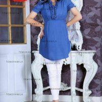 خرید تونیک جین بارداری کد 125 در فروشگاه اینترنتی پوشاکچی-مشاهده قیمت و مشخصات