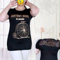 خرید تیشرت زنانه کد 18008 در فروشگاه اینترنتی پوشاکچی-مشاهده قیمت و مشخصات