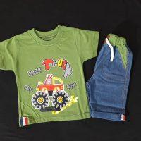 خرید تی شرت و شلوار کد 18677 در فروشگاه اینترنتی پوشاکچی-مشاهده قیمت و مشخصات