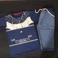 خرید تی شرت و شلوار پسرانه کد 18688 در فروشگاه اینترنتی پوشاکچی-مشاهده قیمت و مشخصات