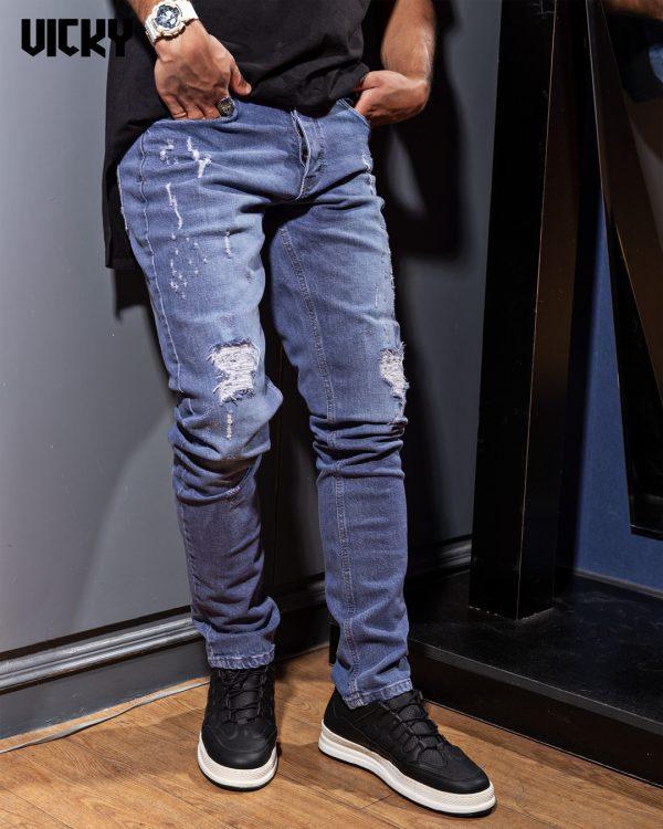 خرید شلوار جین برند ترندیول کد 19587 در فروشگاه اینترنتی پوشاکچی-مشاهده قیمت و مشخصات