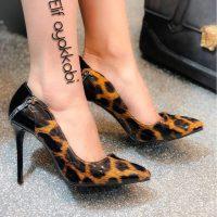 خرید کفش زنانه مدل استیلتو کد 18707 در فروشگاه اینترنتی پوشاکچی-مشاهده قیمت و مشخصات