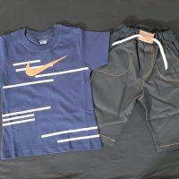 خرید تی شرت و شلوار پسرانه کد 18679 در فروشگاه پوشاک پوشاکچی-مشاهده قیمت و مشخصات