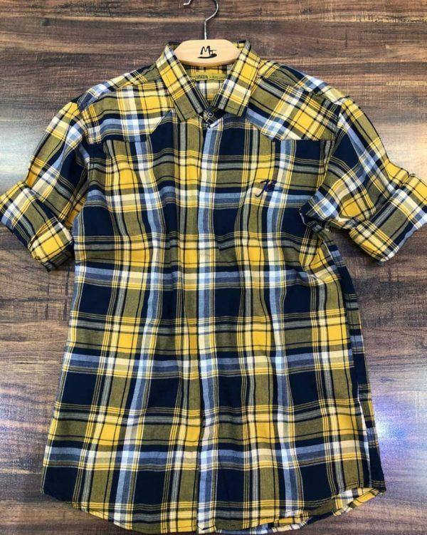 خرید پیراهن مردانه کد 19071 در فروشگاه اینترنتی پوشاکچی-مشاهده قیمت و مشخصات