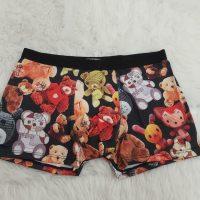 خريد شورت مردانه طرح خرس کد 18802 در فروشگاه اينترنتي پوشاکچي - مشاهده قيمت و مشخصات