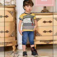 خريد تیشرت شلوارک پسرانه کد 18813 در فروشگاه اينترنتي پوشاکچي - مشاهده قيمت و مشخصات