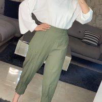 خرید شلوار زنانه کد 19193 در فروشگاه اینترنتی پوشاکچی-مشاهده قیمت و مشخصات