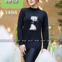 خرید بلوز بافت زنانه کد 1494 در فروشگاه اینترنتی پوشاکچی-مشاهده قیمت و مشخصات