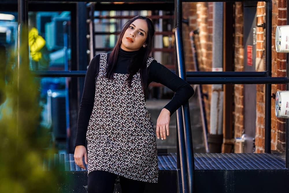 سارافون دخترانه شیک 2020 در فروشگاه اینترنتی پوشاکچی