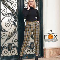 خرید شلوار چهارخانه پشمی زنانه کدf112 در فروشگاه اینترنتی پوشاکچی-مشاهده قیمت و مشخصات