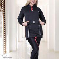 خرید هودی جیب نواری زنانه کد 120 در فروشگاه اینترنتی پوشاکچی-مشاهده قیمت و مشخصات