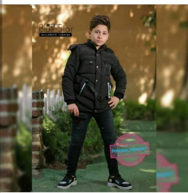 خرید کاپشن پسرانه کد 21250 در فروشگاه اینترنتی پوشاکچی-مشاهده قیمت و مشخصات