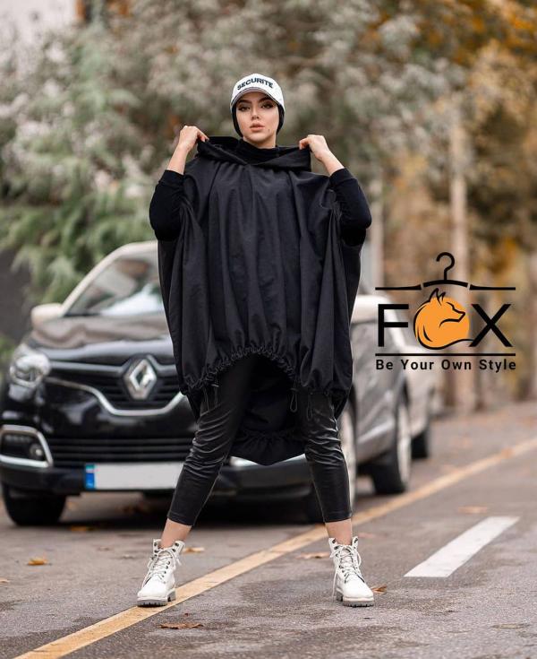 خرید مانتو شنلی زنانه کد 403 در فروشگاه اینترنتی پوشاکچی-مشاهده قیمت و مشخصات