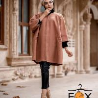 خرید پالتو فوتر زنانه کد 406 در فروشگاه اینترنتی پوشاکچی-مشاهده قیمت و مشخصات