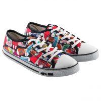 خرید کفش All star در فروشگاه اینترنتی پوشاکچی-ممشاهده قیمت و مشخصات