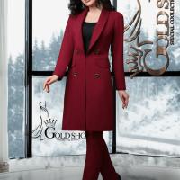 خرید کت و شلوار ست زنانه کد 022 در فروشگاه اینترنتی پوشاکچی-مشاهده قیمت و مشخصات