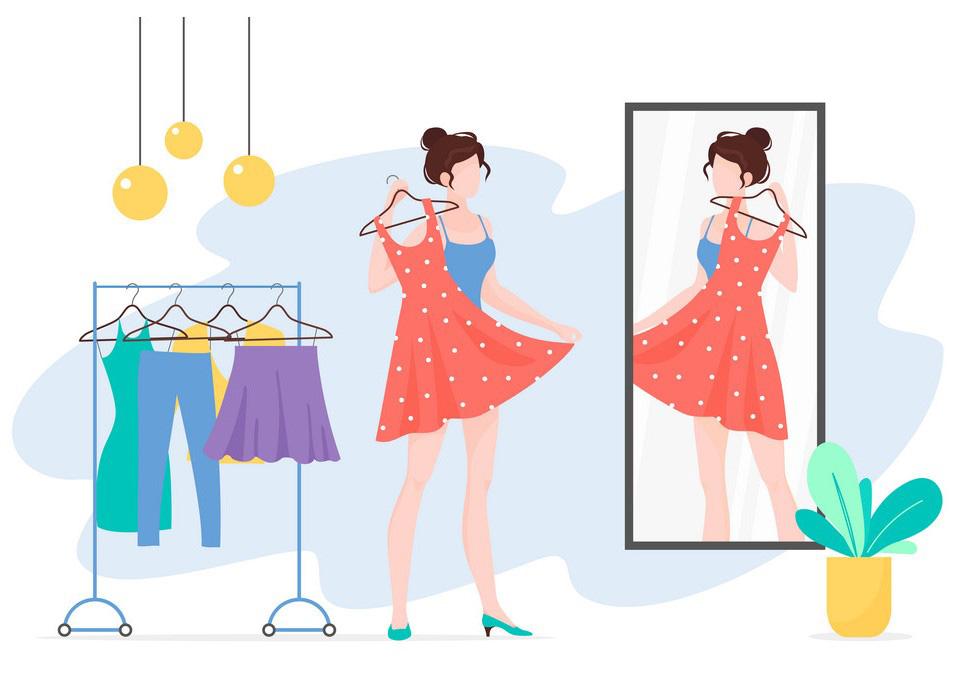 راهنمای سایز مانتو در فروشگاه اینترنتی پوشاکچی