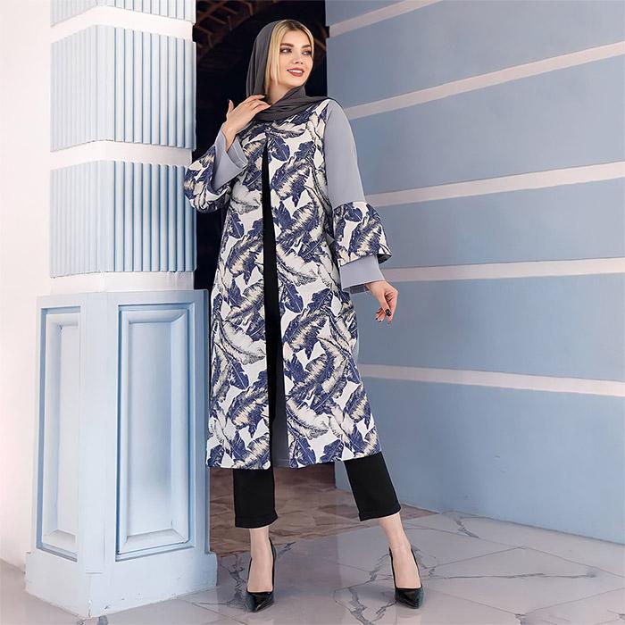 مدل های مانتو جلو باز در سایت پوشاکچی