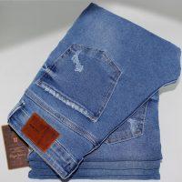 خرید شلوار جین مردانه رگولار کد 24908 در فروشگاه اینترنتی پوشاکچی-مشاهده قیمت و مشخصات