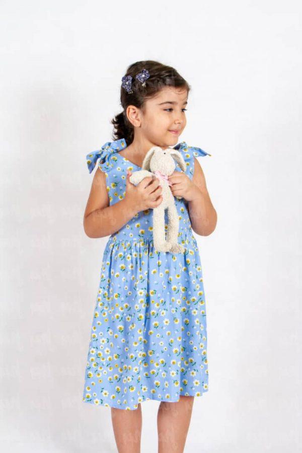 خرید پیراهن دخترانه کد 204 در فروشگاه اینترنتی پوشاکچی-مشاهده قیمت و مشخصات