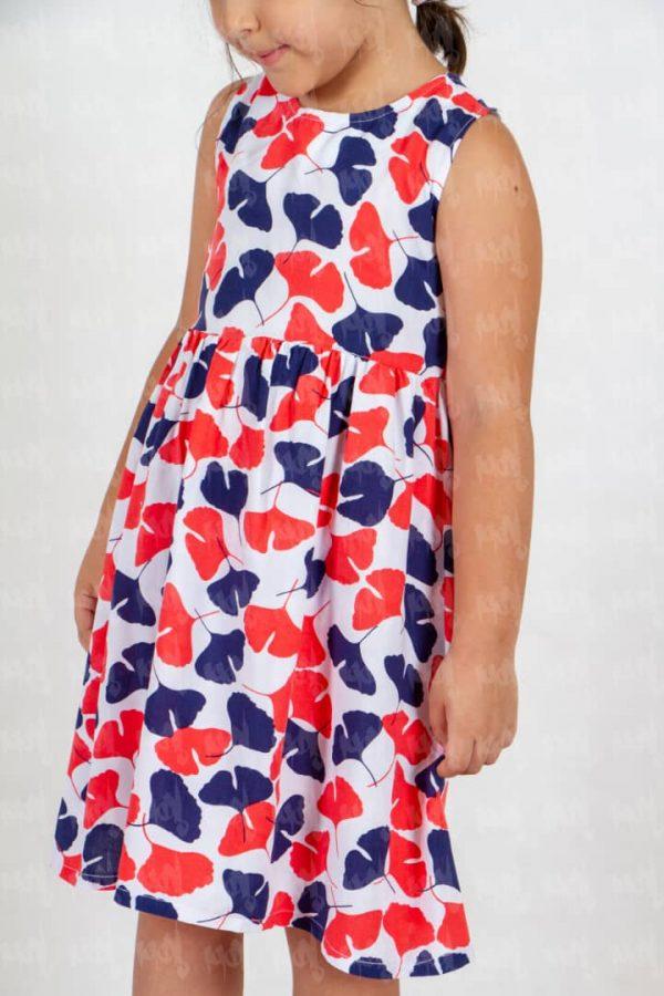 خرید پیراهن دخترانه کد ۲۰3 در فروشگاه اینترنتی پوشاکچی-مشاهده قیمت و مشخصات